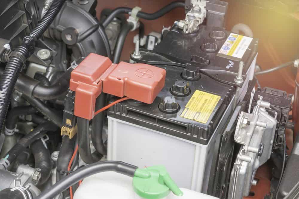bateria do carro como funciona