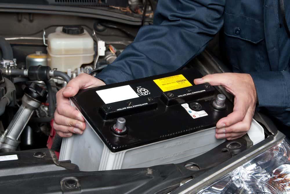 bateria do carro o que e