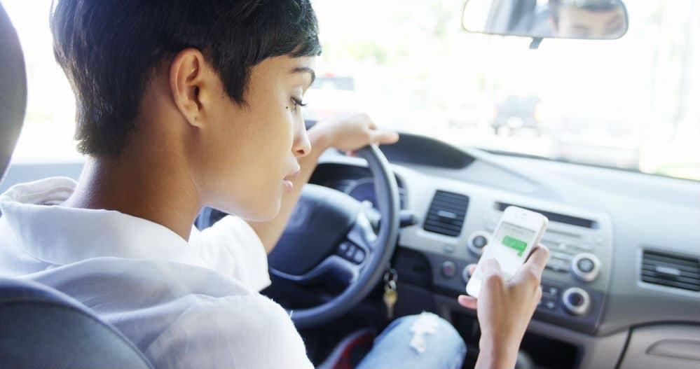 fiscalizar motoristas com drones celular ao volante