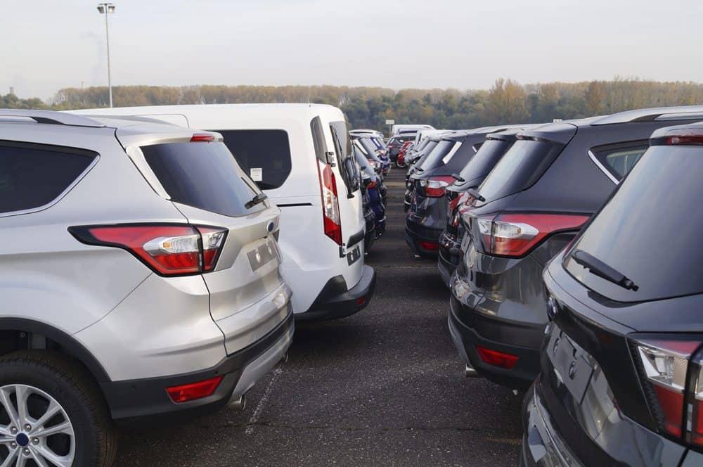 montadoras de carros importados