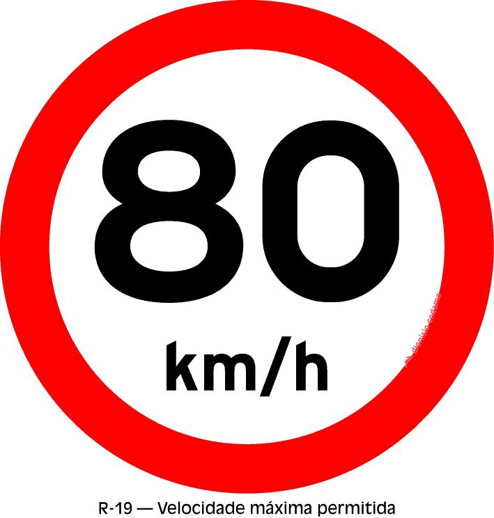 sinais de transito 16