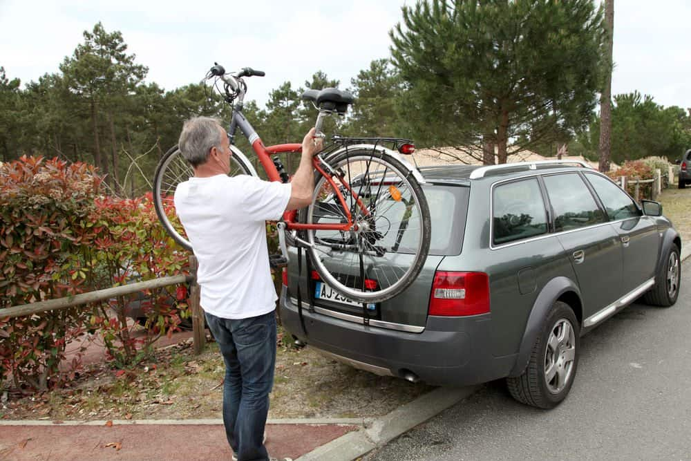 transportar bike escolhendo o rack ideal