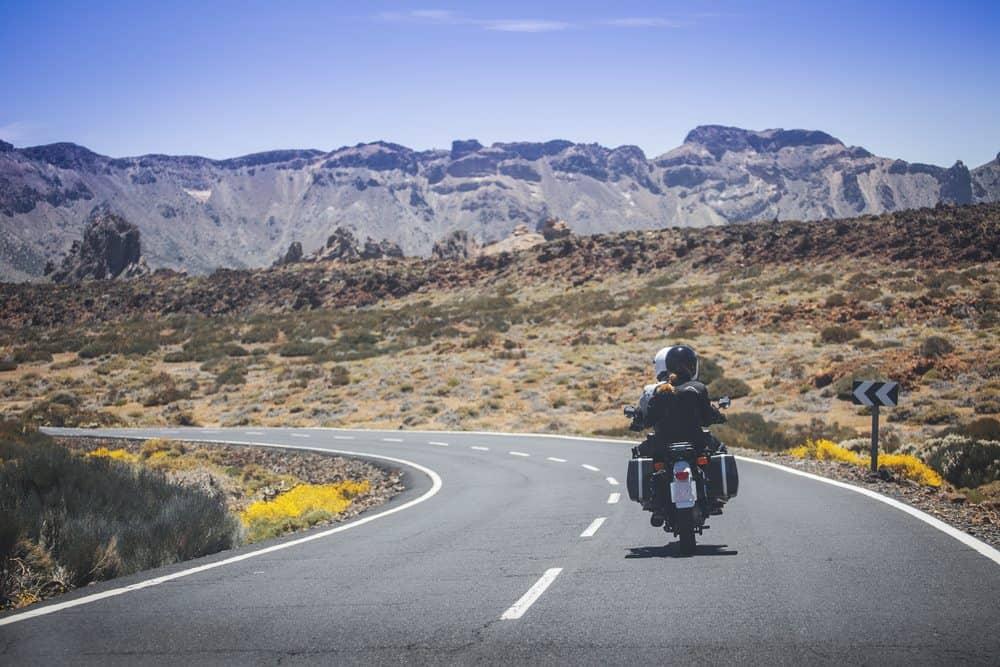 viagem de moto 2018