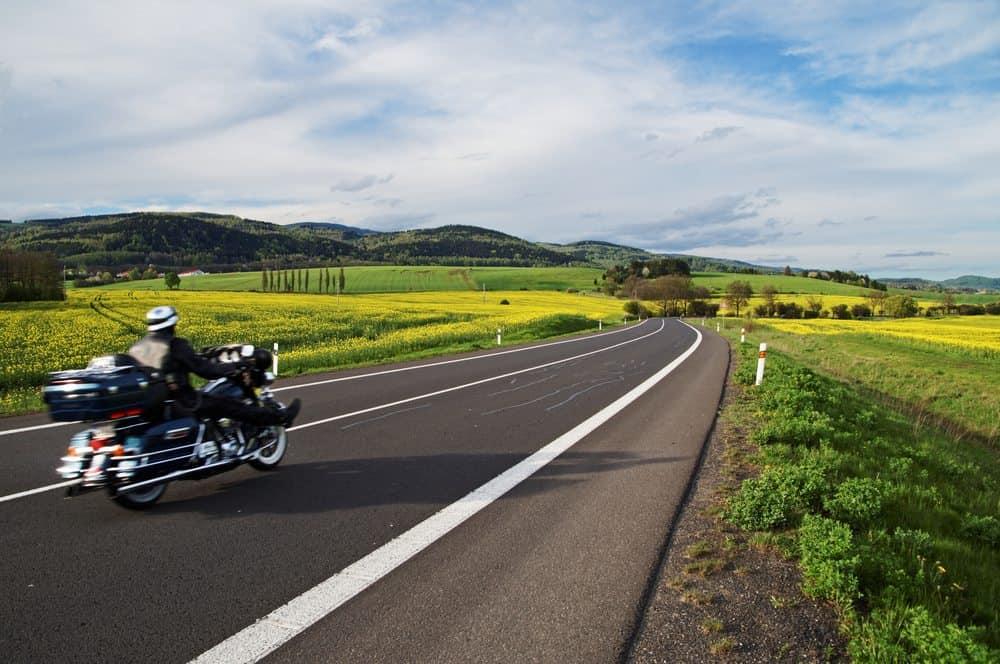 viagem de moto conclusao