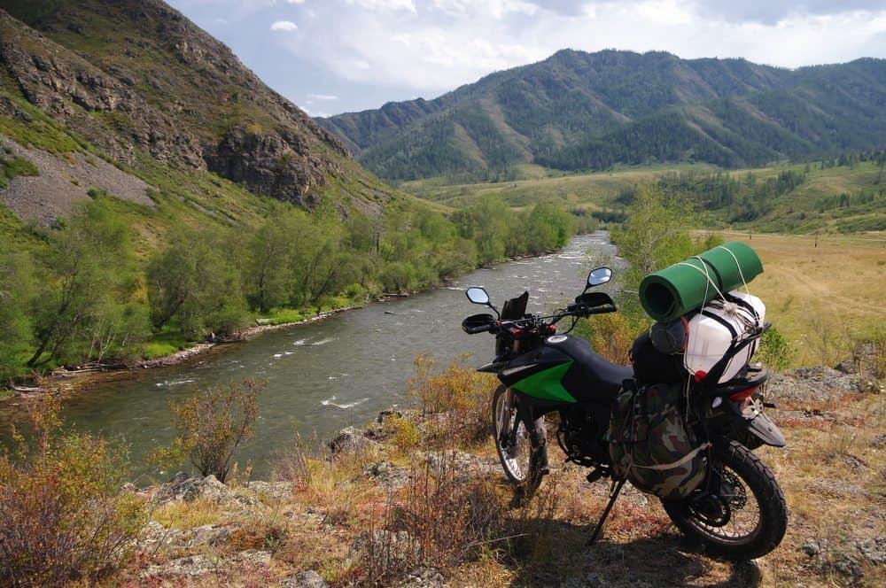 viagem de moto o que levar