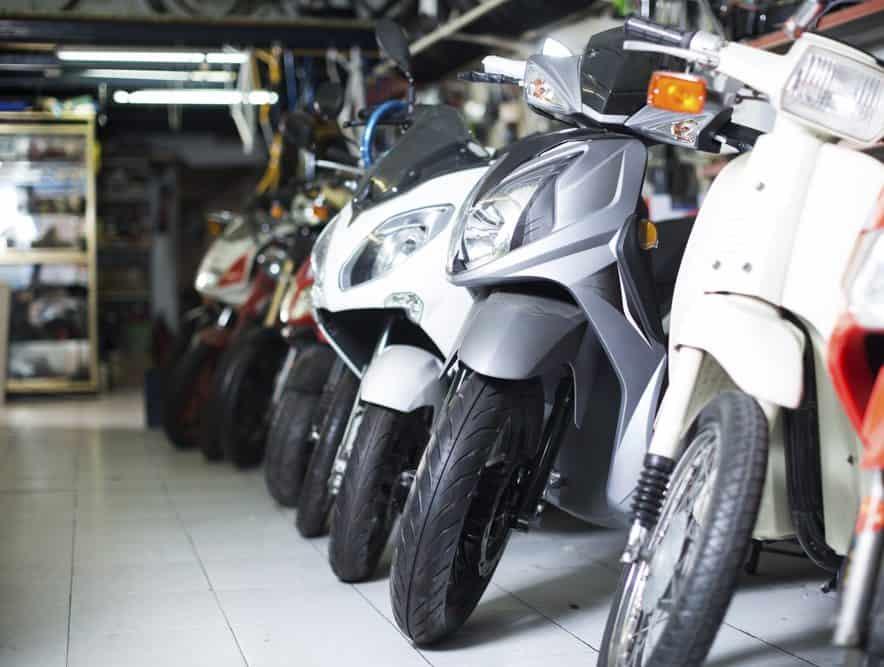 mercado de motos 2018