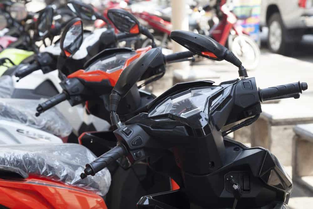 mercado de motos movimentos 2018
