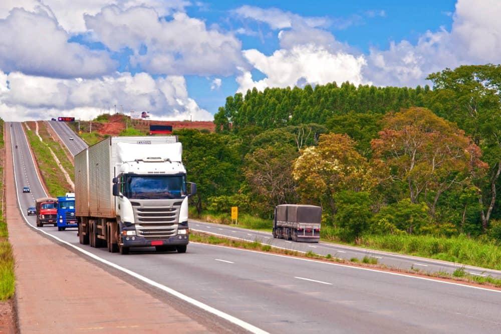 motoristas rodovias estrutura rodovias