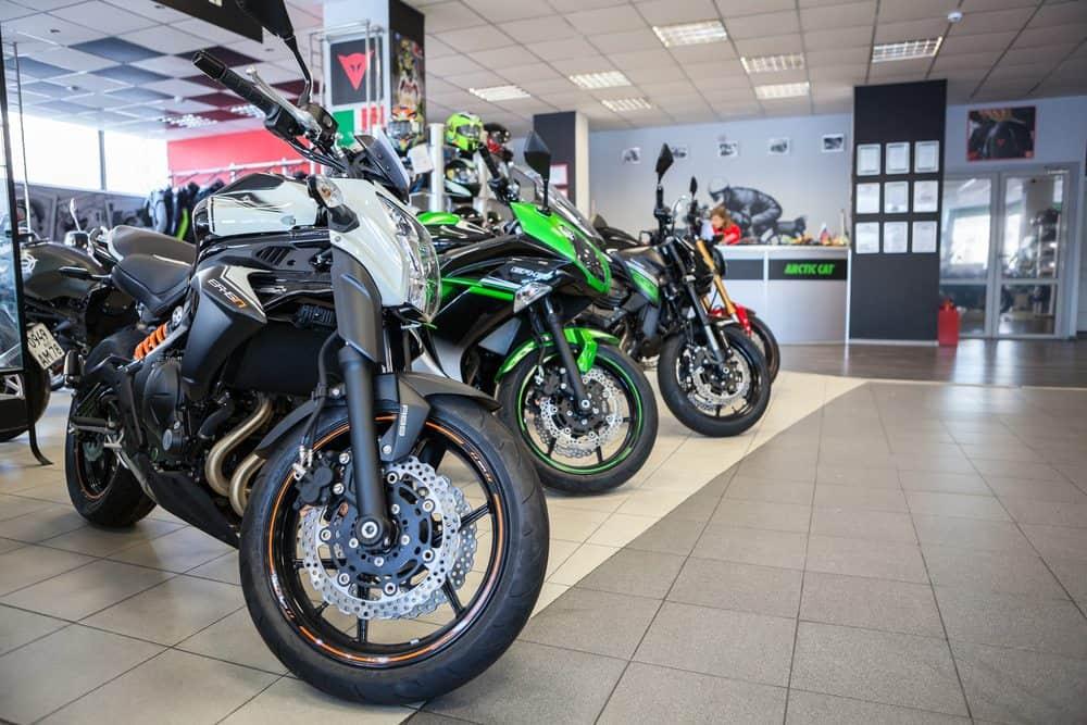 motos mais vendidas 2018 2017