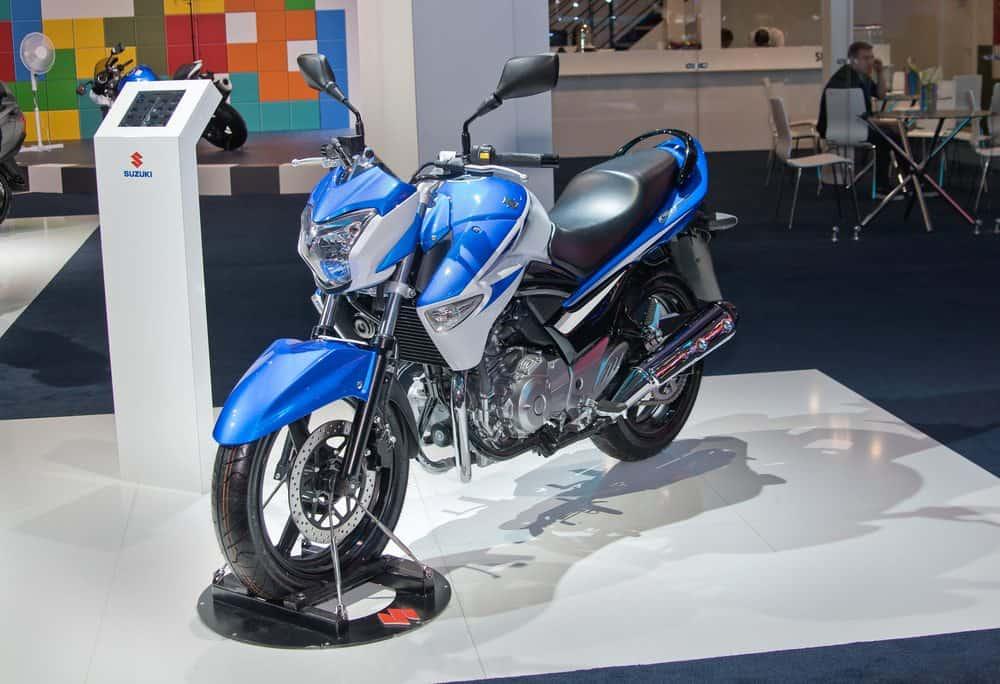 motos mais vendidas ranking brasil 2017