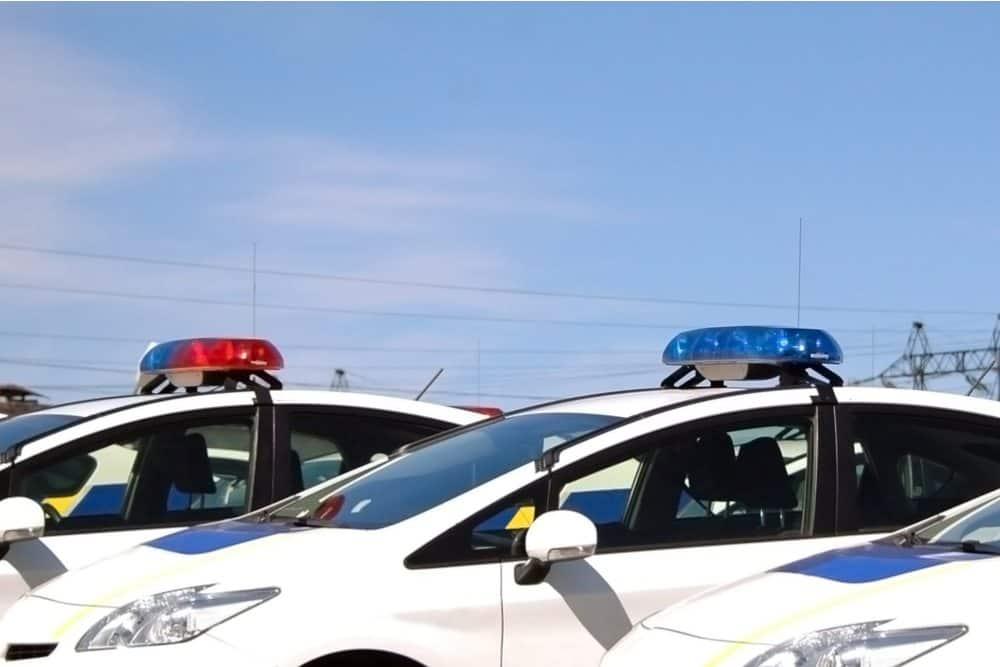 multa por transpor bloqueio policial crime