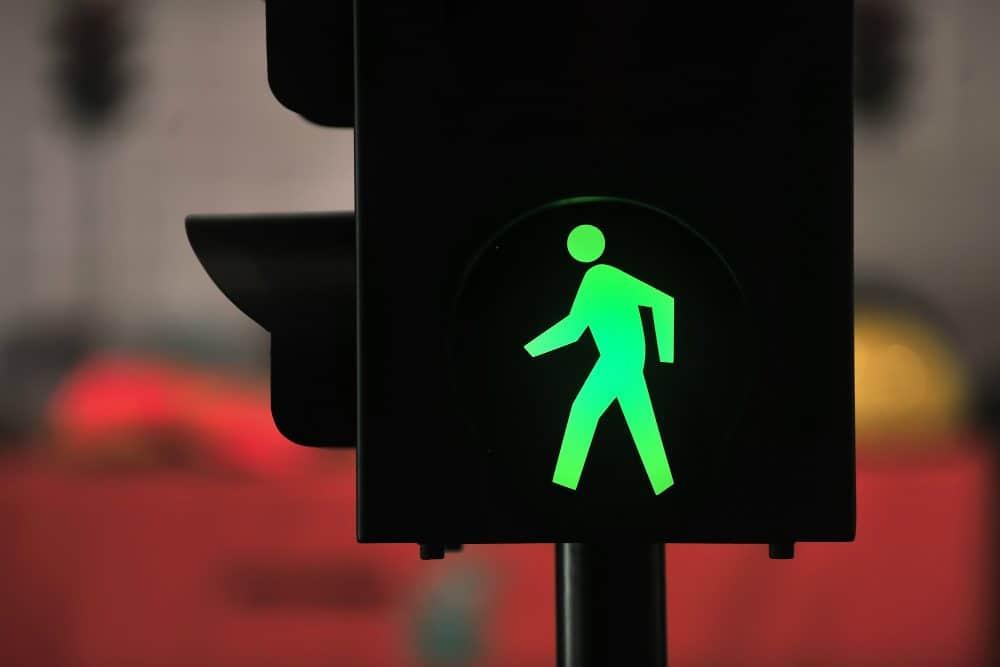 multa para pedestre direitos