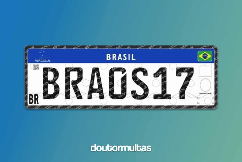 Posso consultar veículo pela placa Placas ao longo do tempo e placas Mercosul