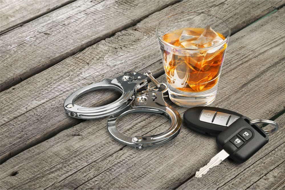 lei seca dirigir alcoolizado e crime