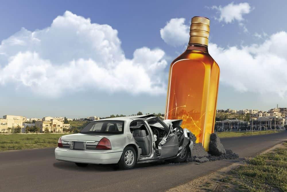 lei seca efeitos do alcool no momento de dirigir