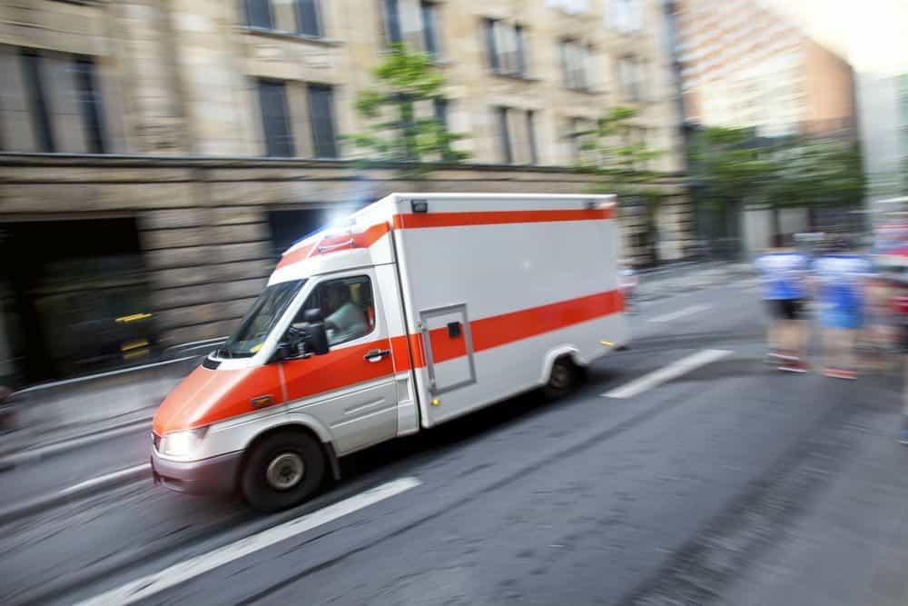 transporte de emergencia