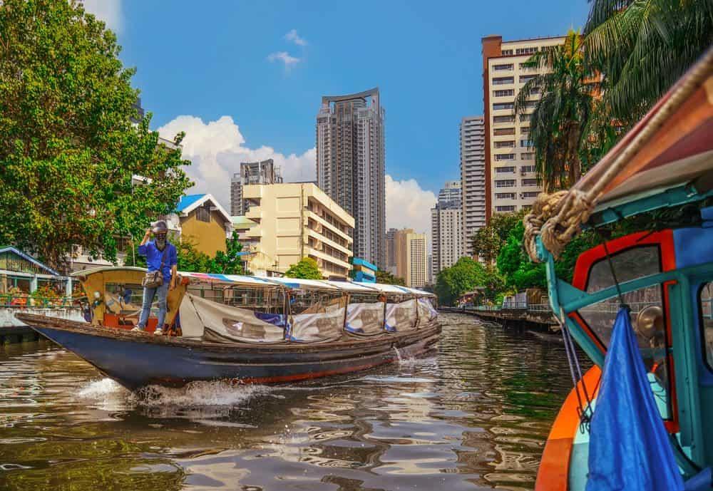 meios de transporte esquisitos taxi aquatico