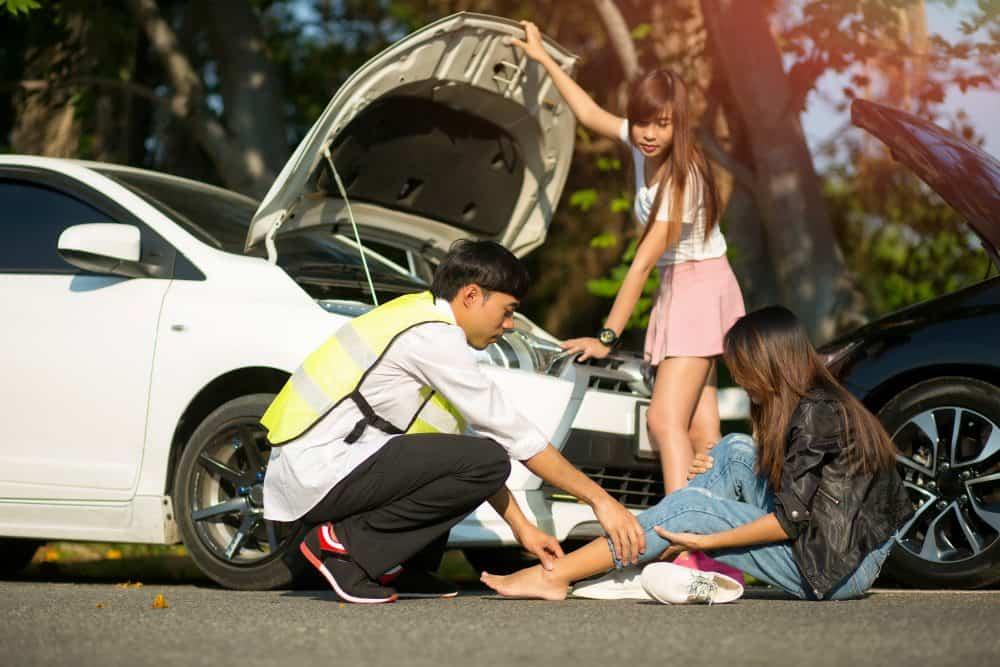 seguranca no transito resposta pos acidente