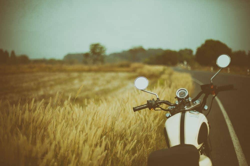 viajar moto conclusão