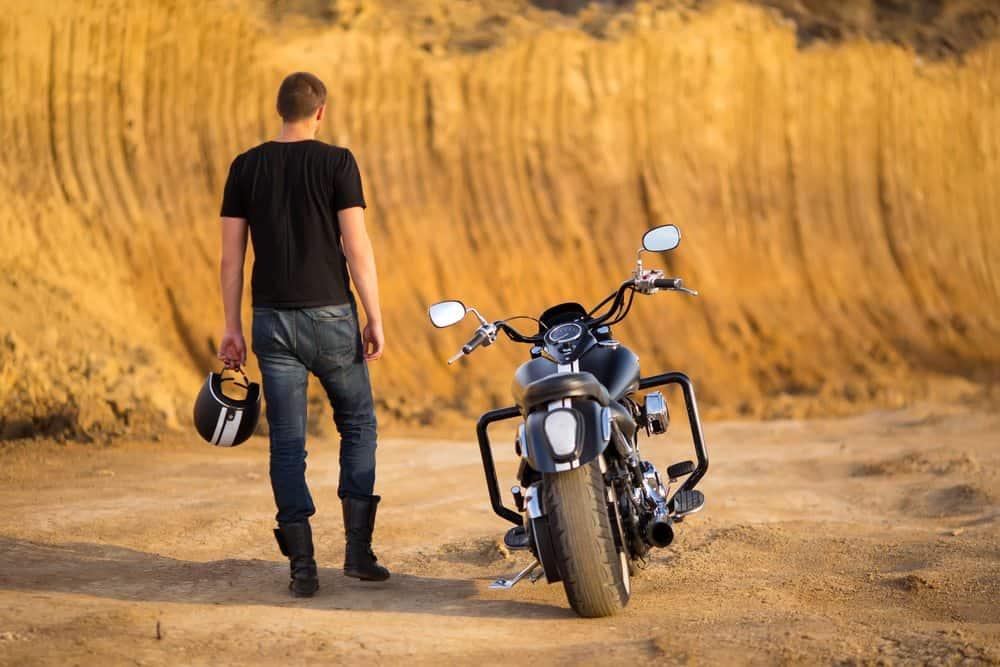 viajar moto infrações