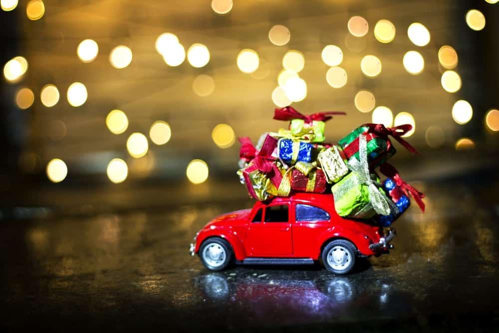 12 ideias de presentes para apaixonados por carros