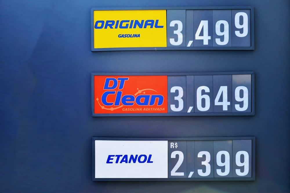 gasolina 3 dígitos