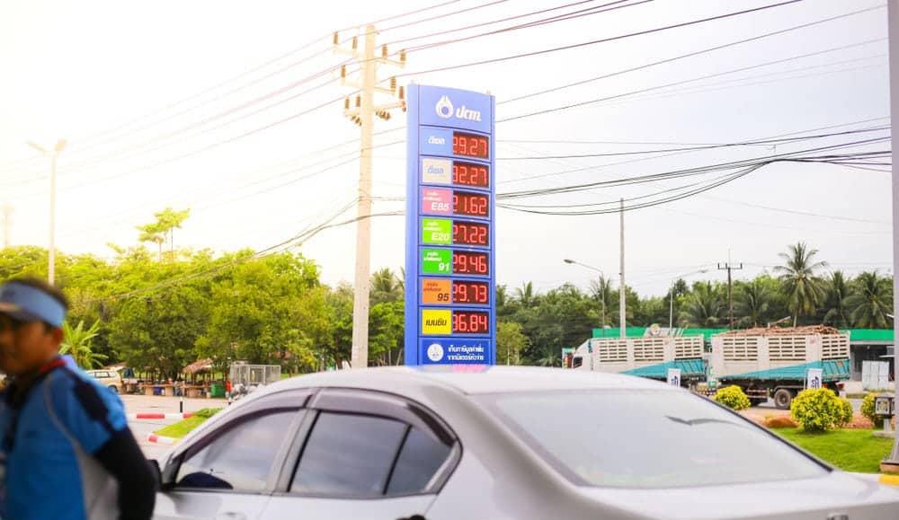 gasolina 3 digitos conclusao