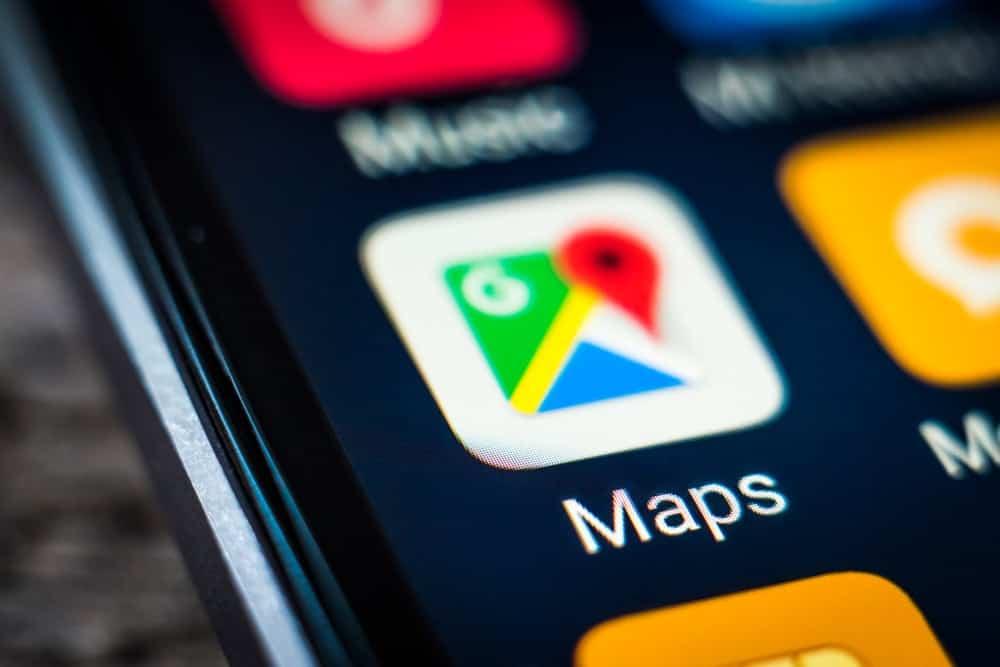 recursos administrativos google maps
