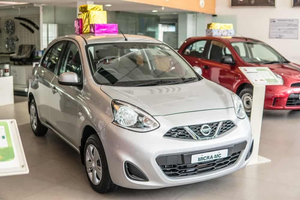carros para pcd nissan march