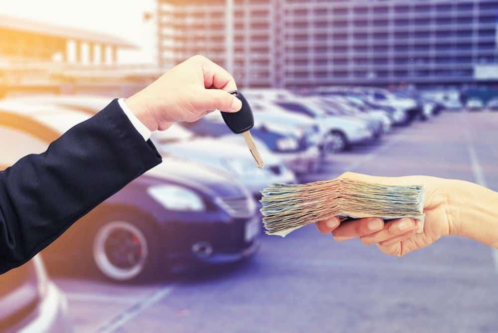 venda de carro alienado
