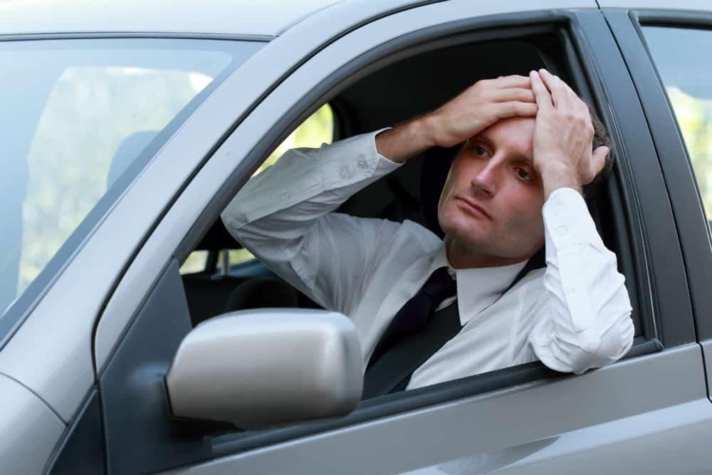 O medo de ficar sem a CNH é constante na vida de muitos motoristas