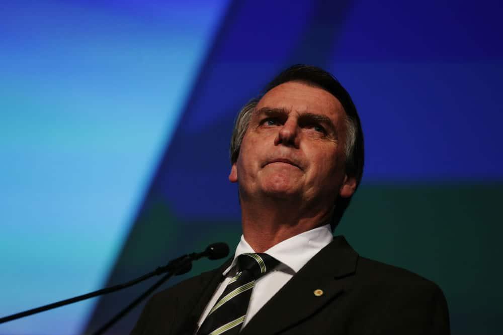 Jair Messias Bolsonaro eleito o presidente da República Federativa do Brasil