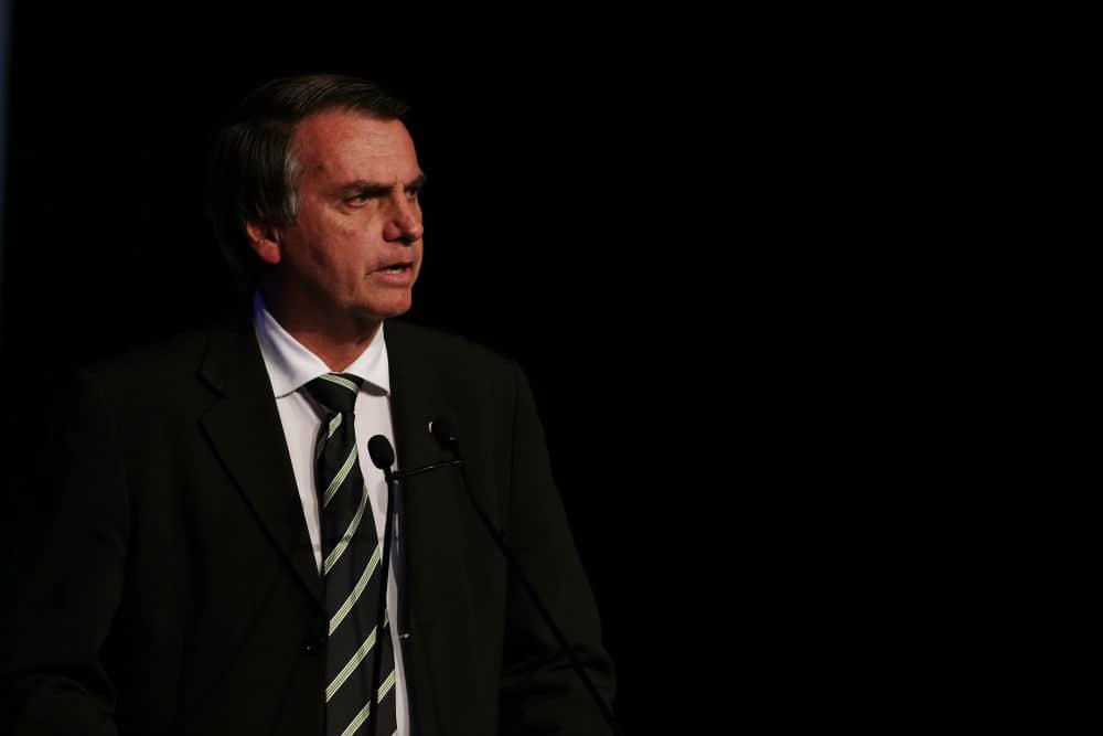Não é recente a proposta de Bolsonaro para o aumento no limite de pontos na CNH