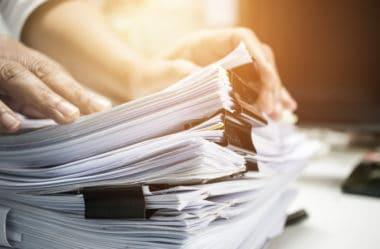 Por Quanto Tempo é Preciso Guardar Documentos e Comprovantes?
