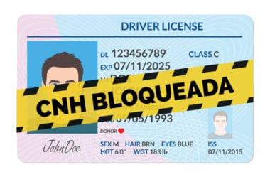 CNH Bloqueada: Quando e Por Que o DETRAN Pode Trancar Sua Carteira de Motorista